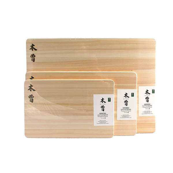 Hinoki Cypress Cutting Board