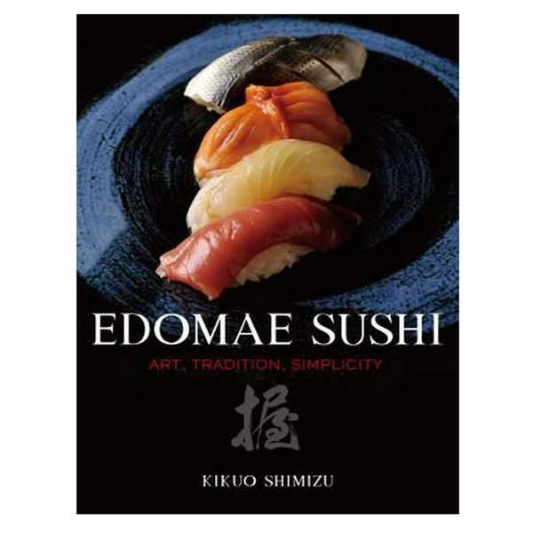 Edomae Sushi, by Kikuo Shimizu