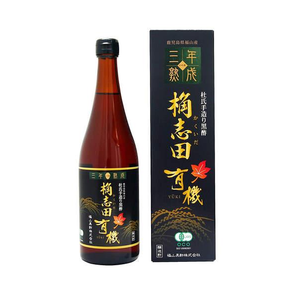 Premium Black Kakuida Vinegar