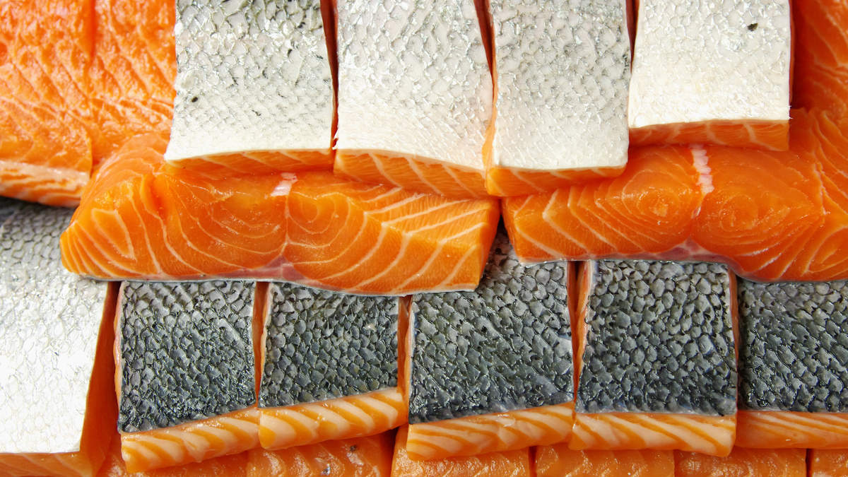 Make Sushi From Costco Salmon and Seafood — Sushi Modern