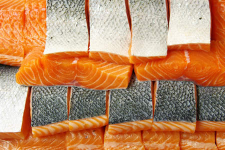 Make Sushi From Costco Salmon and Seafood
