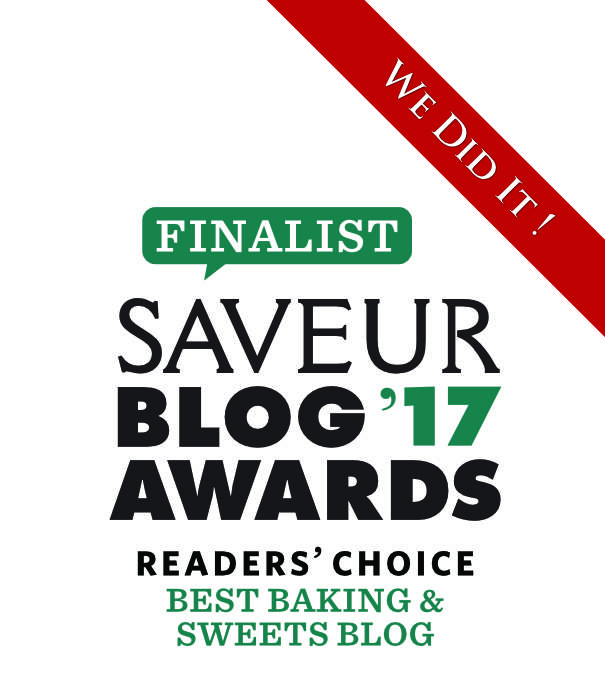 Chef Iso is a finalist in the Saveur Blog Awards!