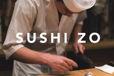 The Omakase Experience at Sushi Zo (NYC)