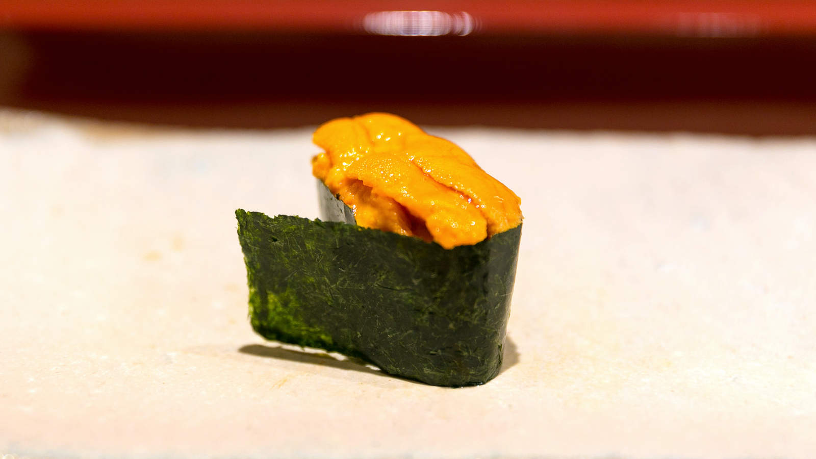 Uni Sushi, ウニ (Sea Urchin)