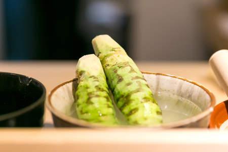 Wasabi, ワサビ (Japanese Horseradish)